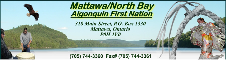 Mattawa/North Bay Algonquin First Nation